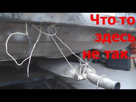 Расположение шаровой опоры в ГАЗ Волга Универсал