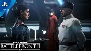 Star Wars Battlefront 2 - Single Player Story Scene
