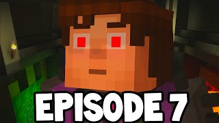 """getlinkyoutube.com-Minecraft Story Mode - Episode 7 - ALL CHAPTERS! """" Access Denied"""""""