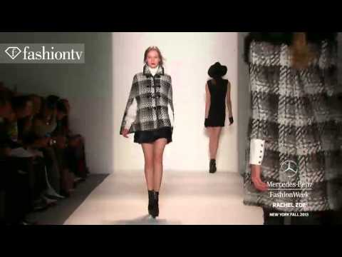 Rachel Zoe Fall/Winter 2013-14 | New York Fashion Week NYFW | FashionTV