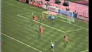 getlinkyoutube.com-Italia 90 - Inglaterra 1 Bélgica 0 - Octavos de Final