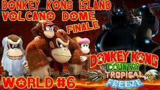 getlinkyoutube.com-ABM: Donkey Kong Tropical Country (walkthrough 6) (FINAL!!) HD !!