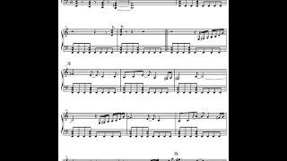 getlinkyoutube.com-(楽譜配信中)妖怪ウォッチ2より VS和風な妖怪 ピアノソロ