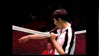 getlinkyoutube.com-Taufik Hidayat - Natural Badminton