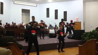 getlinkyoutube.com-HCC Dance When Jesus Say Yes