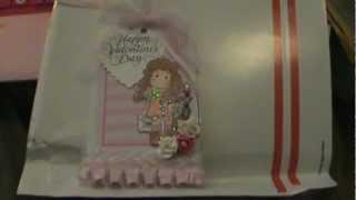 getlinkyoutube.com-Magnolia Love letter Tilda  Valentine tag project share
