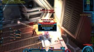 swtor lvl 25 tactics specced vanguard