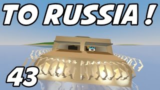 "getlinkyoutube.com-UNTURNED - E43 ""To Russia or Bust!"" (Unturned Role-Play)"