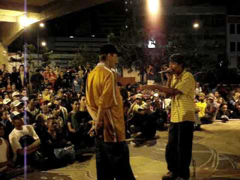 Duelo de MC's - 28-11-08 - Inti vs Destro (final)