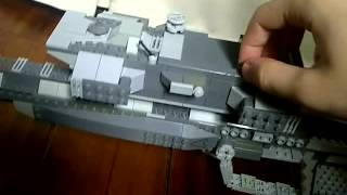 getlinkyoutube.com-LEGO Custom Gun SS-99A Sniper Rifle
