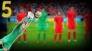 getlinkyoutube.com-FIFA 16 ★ [ Kaleci Kariyeri ] #5 ★ Milli Takımın Yıldız Kalecisi !