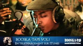 Guizmo Leck Fababy et Sadek / Freestyle Booska tape