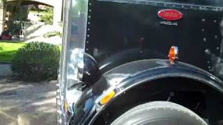 getlinkyoutube.com-PETEY! Mike's 1963 Custom Peterbilt Pickup Truck 4x4!