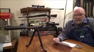 getlinkyoutube.com-Re-test Hatsan 125 Sniper .22 Cal Spring Gun After 3 1/2 Years of Use