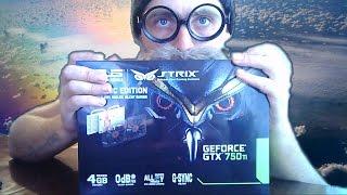 getlinkyoutube.com-Новая видяха - новый фпс | Чпокнутый обзор  на Asus GeForce GTX750Ti Strix