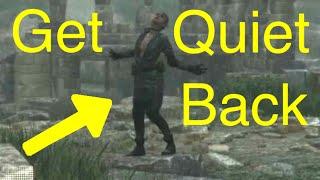 getlinkyoutube.com-MGSV: Phantom Pain - Get Quiet Back (Works) Metal Gear Solid 5 Secrets: Part 3