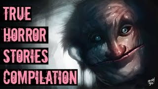 getlinkyoutube.com-Top 15 True Scary Stories Told So Far - Lazy's 1st Year Compilation Celebration