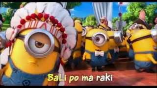getlinkyoutube.com-Minions Song ~ YMCA with Lyrics & full video clips