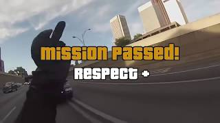 Mission Passed! Respect + In Real Life (GTA SA) HD