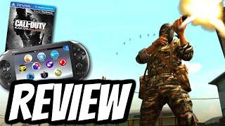 getlinkyoutube.com-Call of Duty: Black Ops: Declassified REVIEW (PS VITA) HD Gameplay
