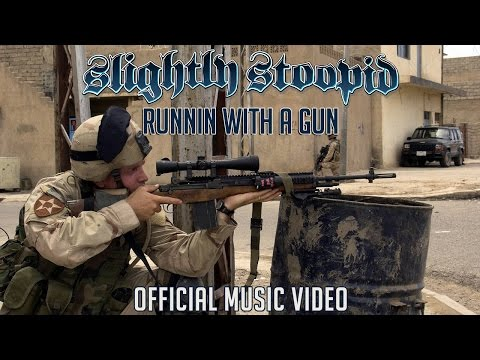 Runnin' With a Gun (Official)
