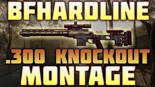 getlinkyoutube.com-.300 Knockout Sniper Rifle MONTAGE - Battlefield Hardline QuickScoping/Sniping