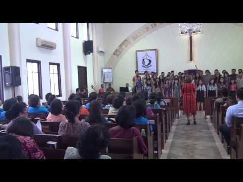 IL Cantante Choir - In The Name of The Lord (GKPS Cempaka Putih)