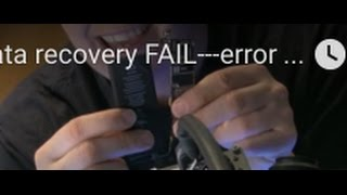 Rush iPhone 5s data recovery FAIL---error 27 from hard drive corruption due to bad battery