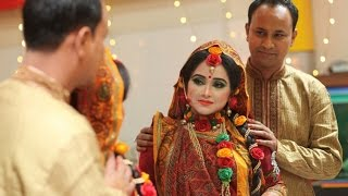 getlinkyoutube.com-Gaye Holud Dance of Himi & Ashraf