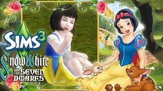 getlinkyoutube.com-The Sims 3 Snow White #1 สโนวไวท์ เมื่อตอนยังเด็ก