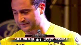getlinkyoutube.com-7 ARMFIGHT 41 Todd Hutchings VS Krasimir Kostadinov