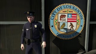 How To Get LSPD Uniform For Michael In GTA V