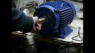 Prądnica 3,5 kW 375 obr.