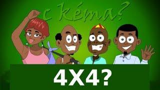 C kéma - 4X4?