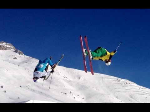 GoPro HERO 3 Black - Freeski Session 2013