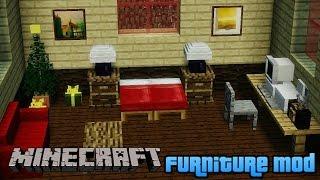 getlinkyoutube.com-Minecraft Mod Showcase - Tủ lạnh,Bàn Ghế,TV,...(1.8,1.7.10,1.7.2,1.6.4)