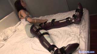 getlinkyoutube.com-Fully braced Christy part 2