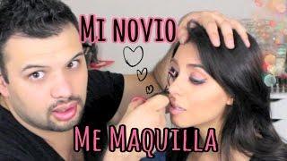 MI NOVIO ME MAQUILLA - Guay NGTips | Nena Guzman
