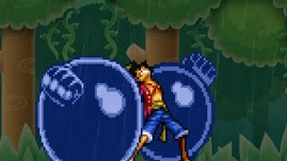 Luffy Vs. Sonic Part 4   -The Final Showdown-