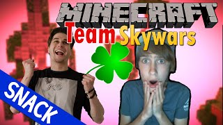 getlinkyoutube.com-MEEST LUCKY ESCAPE OOIT! - Team Skywars #3