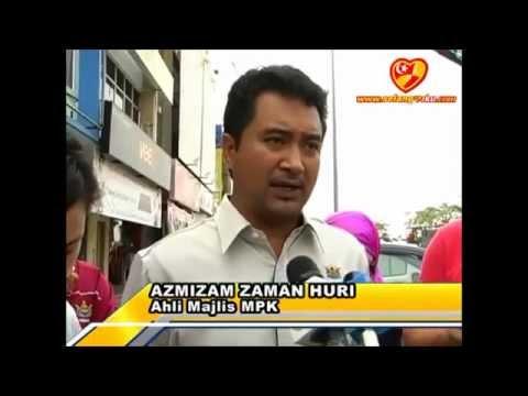 INFO 12 - Operasi Rumah Urut MPK Bersama Ahli Majlis MPK Azmizam Zaman Huri