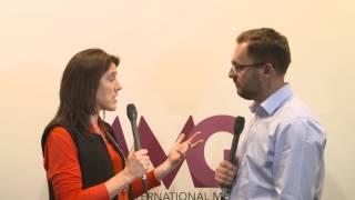 Dmexco 2016: Lisa Utzschneider, Yahoo