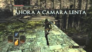 Dark souls 2: cómo llegar a la hoguera de la puerta negra sin el anillo del rey