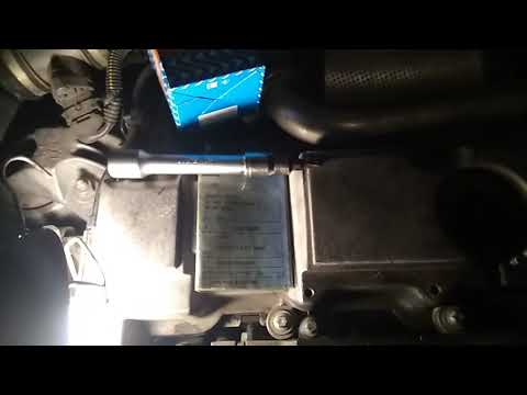 Замена масла Opel vectra b, 20tdh, 74 kw.