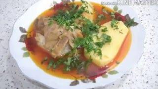 getlinkyoutube.com-Азербайджанская кухня.Как приготовить бозбаш.