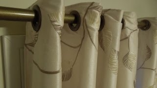 getlinkyoutube.com-Sewing: Grommets Snaps for Drapery/Curtains Tutorial