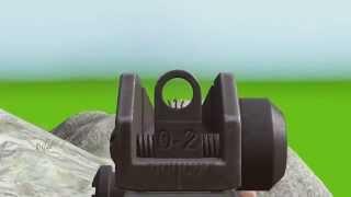 getlinkyoutube.com-H1Z1 - AR-15 - Range Tutorial