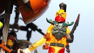 getlinkyoutube.com-LEGO NINJAGO Piracy! Episode 6 - Sky Battle