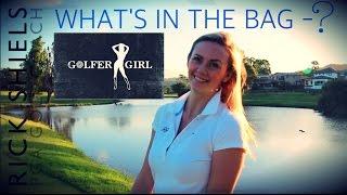 getlinkyoutube.com-GOLFER GIRL - WHAT'S IN THE BAG?
