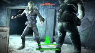 getlinkyoutube.com-Fallout 4 Melee stealth gameplay